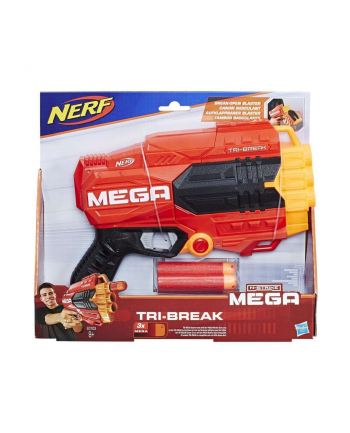 hasbro NERF N-STRIKE MEGA TRI-BREAK E0103 /4