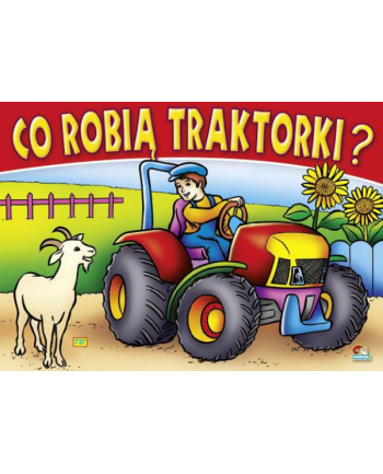krzesiek Książ. Co robią traktorki? 301 p20