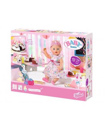 zapf creation BABY born® Zestaw urodzinowy Deluxe 825242 ZAPF