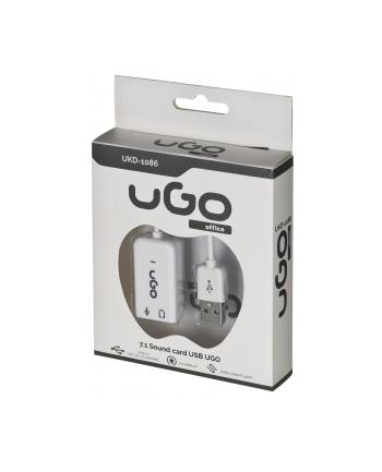 ugo Karta dźwiękowa 7.1 USB na kablu