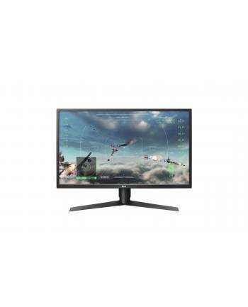 LG 27'' 27GK750F-B TN FullHD 1ms USB 3.0 QCH