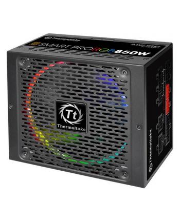thermaltake Smart Pro RGB 850W Modular (80+ Bronze, 4xPEG, 140mm, Single Rail)