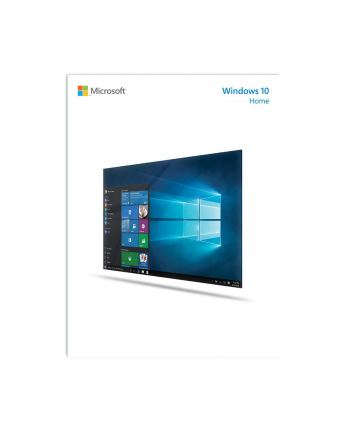 Microsoft Windows 10 Home Box 32/64bit USB - Multilanguage (PL/EN/DE/FR/ES) RS KW9-00478. Stary P/N:   KW9-00017