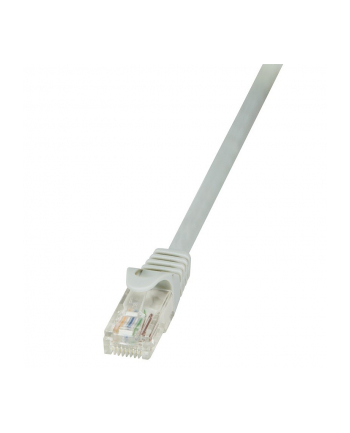 logilink Patch Cable CAT.5e U/UTP, 0,25m, szary