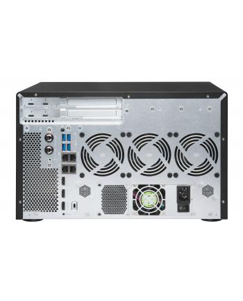 qnap TVS-882BRT3-i5-16G 8x0HDD 4x3.4Ghz 4xTB3 2xM.2