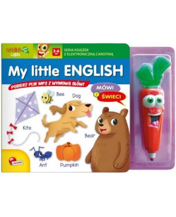 lisciani giochi Książ. Książeczki Carotiny - My Little English
