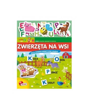 lisciani giochi Książ. Książeczki Carotiny Zwierzęta na wsi 78113