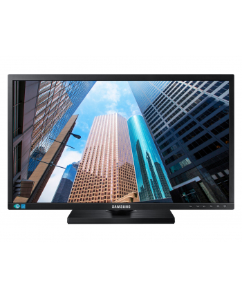OKAZJA ! Monitor Samsung S24E65UXWG 24'' PLS 1920 x 1200 DSUB/DP/DVI HAS   Pivot (VESA 100x100)   Głośniki