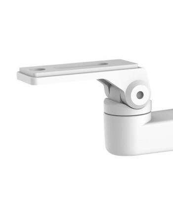White Aluminum alloy 70x97.1x217.9mm