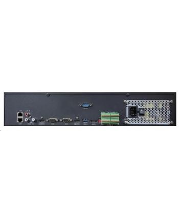 NVR 64ch. 32Mbps Bit Rate 8 SATA interfaces,