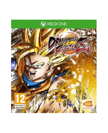 cenega Gra Xbox One Dragon Ball Fighter Z
