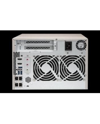 qnap TVS-673e-4G 6x0HDD 4GB 4x3.4Ghz 2xM2 4xGbE PCIe AES