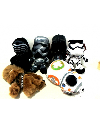 galeria Star Wars plusz 30cm mix 33015
