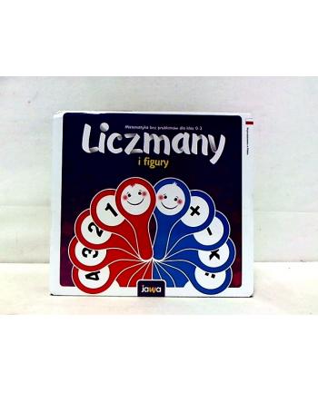 jawa Gra Liczmany - układanka edukacyjna 00741