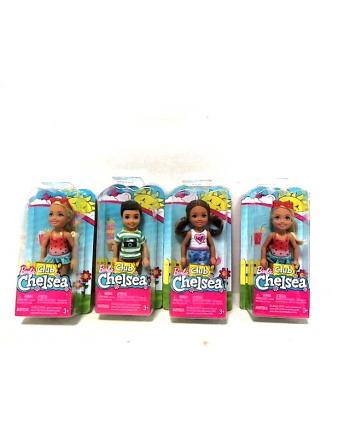 mattel Barbie Chelsea i przyjaciółki DWJ33 /10(WYSYŁKA LOSOWA, BRAK MOŻLIWOSCI WYBORU)