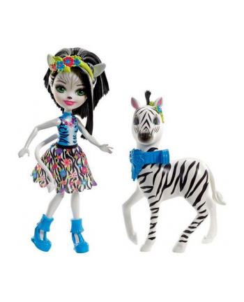 mattel Barbie Enchantimals lalka+duże zwierzę FKY72 /6 . (WYSYŁKA LOSOWA, BRAK MOŻLIWOSCI WYBORU)