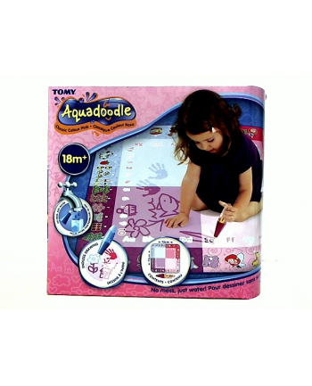 TOMY Aquadoodle mata różowa T72371 /4