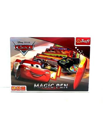 trefl Gra MAGIC PEN AUTA 01604
