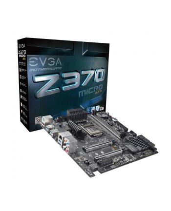 EVGA Z370 Micro ATX,Z370, SATA 6Gb/s, USB 3.0, mATX, DDR4