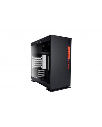 Obudowa In Win 301 BLACK USB3.0 (Czarna)