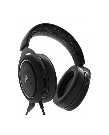 Corsair słuchawki gamingowe HS60 Stereo, Białe (EU)