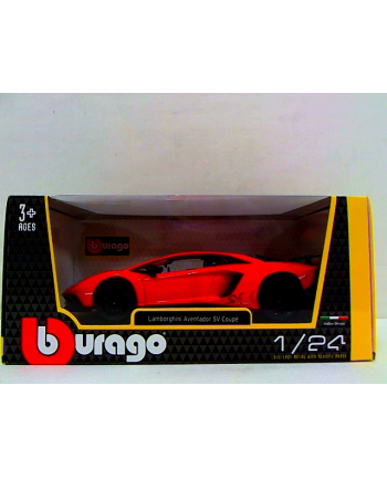 BBU 1:24 Lamborghini Aventador 21079