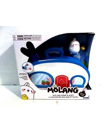 TOMY Molang Dom Molanga z figurkami L66032