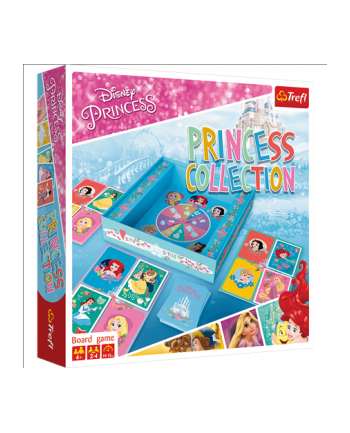 trefl Gra PRINCESS COLLECTION 01598