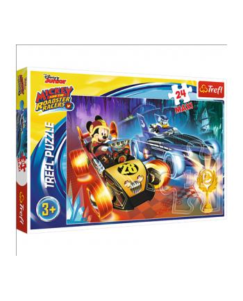 trefl Puzzle 24 MAXI SMAK PRZYGODY DISNEY 14266