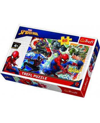 trefl Puzzle 60 WALECZNY SPIER-MAN 17311