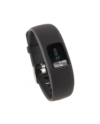 Garmin Vivofit 4, Black - (Pasek Medium)