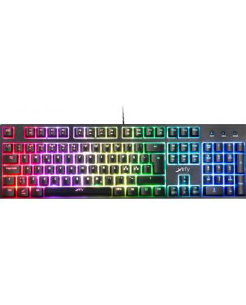 XTRFY Gaming XTRFY Klawiatura Mechaniczna K2  (RGB LED, UK layout, Anti-ghosting)