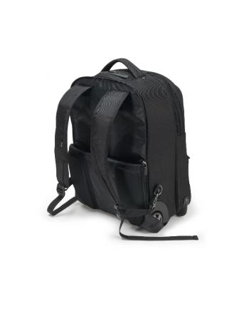 Dicota Backpack Roller PRO 15 - 17.3 Torba na notebook i ubrania na kółkach