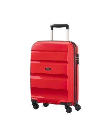 Wózek spinner AT SAMSONITE 85A29001 BonAir Strict S 55 4koła bagż, czerwony