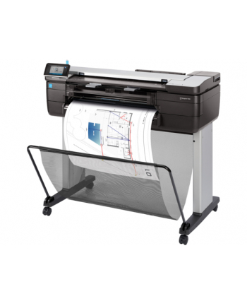 hp inc. DesignJet T830 24-in MFP Printer F9A28A