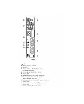 socomec UPS NETYS RT 3300VA/2700W USB/IEC/EPO/6xC13/1xC19 NRT2-U3300