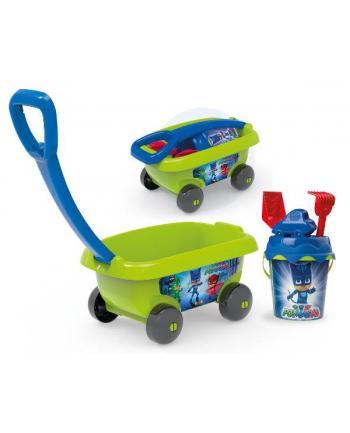 Wózek z akcesoriami do piasku Pidżamersi SMOBY