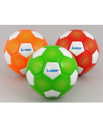 Piłka nożna Laser  mix wzorów 428768 ADAR