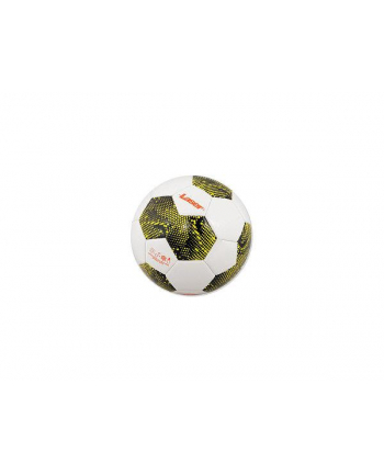 Piłka nożna Laser biało-czarna 465817 ADAR