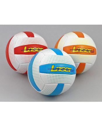 Piłka siatkowa Laser biało-pomarańczowa 465107 ADAR