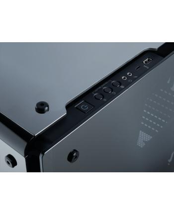 corsair Crystal Series 570X RGB Mirror BlackTempered Glass, Premium ATX Mid Tower Case