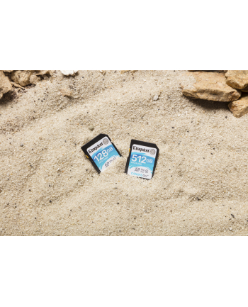kingston SD  64GB Canvas Go 90/45MB/s CL10 U3 V30