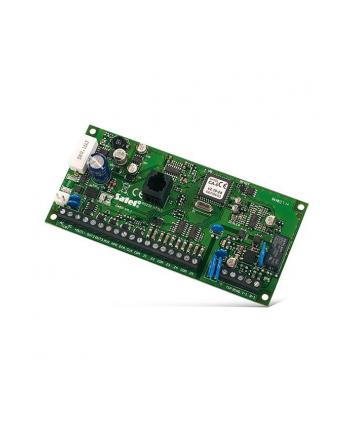 Płyta główna centrali alarmowej LCD SATEL CA-5 P