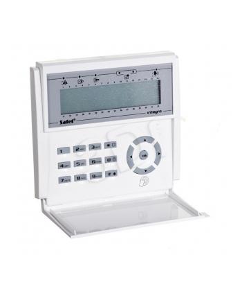 SATEL INT-KLCDR-BL Manipulator LCD - niebieskie podświetlenie