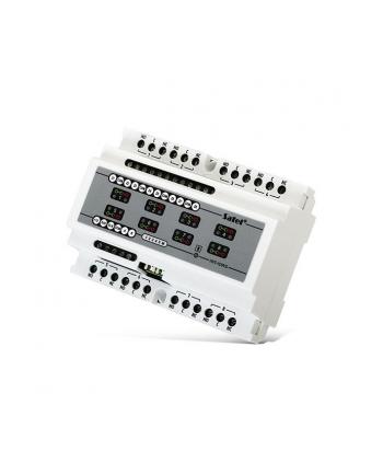 Ekspander 8 wejść i 8 wyjść przekaźnikowych LCD SATEL INT-IORS