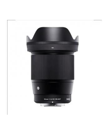 Sigma AF 16MM F1.4 DC DN (C) F/MFT lens