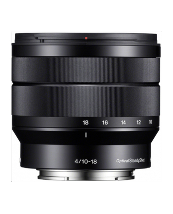 Sony E 10-18 mm F/4 OSS Lens