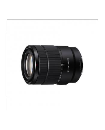 Sony E 18-135mm F3.5-5.6 OSS zoom lens