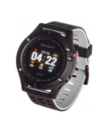 garett electronics SMARTWATCH ZEGAREK SPORTOWY SPORT25 GPS CZARNY