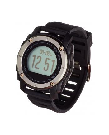 garett electronics SMARTWATCH ZEGAREK SPORTOWY SPORT23 GPS CZARNY